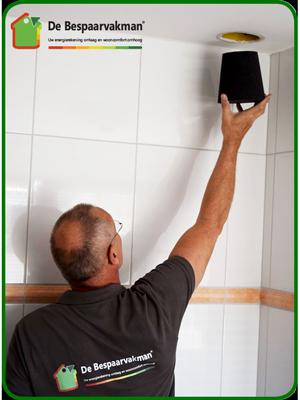Vernieuwing mechanische ventilatie - De Bespaarvakman