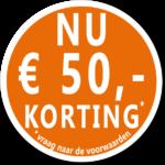 De Bespaarvakman geeft 50 euro korting